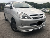 2010 TOYOTA INNOVA 2.0 G (AT) / TIP TOP CONDITION / BODYKIT / ACCIDENT FREE /