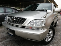 2005 TOYOTA HARRIER HARRIER 2.4
