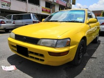 1992 TOYOTA COROLLA 1.6 SEG (A) TIP TOP CASH & CARRY