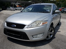 2011 FORD MONDEO 2.3 (A) SEDAN FULLSPEC ELECTRONIC LEATHER SEATS LOW MILEAGE TIPTOP CONDITION