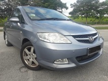 2007 HONDA CITY 1.5S ONE OWNER SUPERB CONDITION PROMOTION (ONE DAY APPROVAL T & C APPLY )