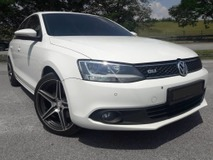 2013 VOLKSWAGEN JETTA 1.4 SPORT PROMOTION TIP TOP CONDITION (ONE DAY APPROVAL T & C APPLY )