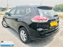2015 NISSAN X-TRAIL 2.0 CC (A) 2WD Full Service by Nissan 7 Seater SUV 4 DOOR SENSOR