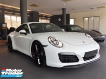 2016 PORSCHE 911 CARRERA S 3.0 Turbo Porsche UK Approved Rear Axle Steering PDCC