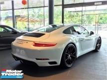 2016 PORSCHE 911 CARRERA S 3.0 Turbo Porsche UK Approved Rear Axle Steering PDCC