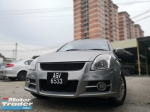 2009 SUZUKI SWIFT 1.5 Face-Lift Auto,Sport-Bodykits,Key-Less,Multi Function Audio Control,ABS Break With EBD,Dual SRS AIr-Bag,Low Mileage,Only 1 Lady Owner