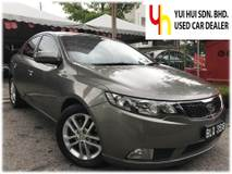 2012 NAZA FORTE 1.6 (A) FULL SPEC 6 SPEED ORIGINAL PAINT