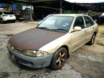 2000 PROTON WIRA 1.5 AEROBACK FULL Spec(AUTO)2000 Only 1 LADY Owner, LOW Mileage, TIPTOP, ACCIDENT-Free, DIRECT-Owner, NEGOTIABLE with FULL Spec