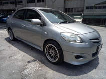 2009 TOYOTA VIOS 1.5J (AT) Vvt-i  Full Bodykits One Owner