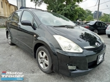 2008 TOYOTA WISH 2.0 S (A) Vvt-i One Owner