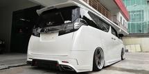 2015 TOYOTA VELLFIRE 2.5ZG Japan show car