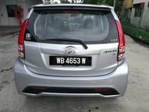 2015 PERODUA MYVI 1.3 (A) Premium X Car king Full Service Perodua