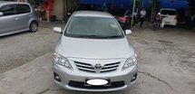 2013 TOYOTA ALTIS 1.8 (A) Full Toyota Service