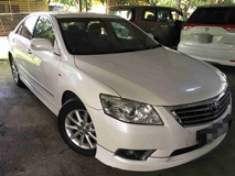 2010 TOYOTA CAMRY 2.0G Facelift (A) One Owner Tip Top
