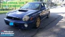 2001 SUBARU IMPREZA 2.0 STI MANUAL, SPORT SEATS, SPORT MODEL, 17'' SPORT RIMS, WELL MAINTAIN, ACC FREE, LIKE NEW, LESS UNITS IN MARKET, PJ LOCATION