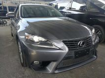 2013 LEXUS IS250 2.5 NEW FACELIFT LUXURY SPEC JAPAN UNREG 2013 13