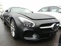 2015 MERCEDES-BENZ GTS 4.0 AMG GT COUPE JAPAN PREMIUM SELECTION SPEC UNREG 2015