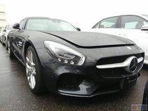 2015 MERCEDES-BENZ GTS 4.0 AMG GT COUPE JAPAN PREMIUM SELECTION SPEC UNREG 2015