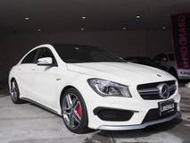 2015 MERCEDES-BENZ CLA CLA45 2.0 AMG FACELIFT SUNROOF NEW STEERING UNREG 2015