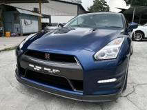 2014 NISSAN GT-R GT-R 3.8 V6 FACELIFT (Z SHAPE) BLACK EDITION BOSE SOUND UNREG 14