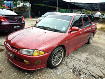 1999 PROTON WIRA 1.5 GL FULL Spec(MANUAL)1999 Only UNCLE Owner, 113K Mileage, TIPTOP, ACCIDENT-Free, DIRECT-Owner, NEGOTIABLE with FULL DVD Player