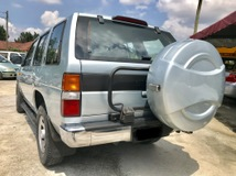 2001 NISSAN TERRANO ASTROAD PART TIME 4X4 WIDE R3M ROOF SPOILER LESS