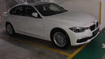 2017 BMW 3 SERIES 318i DEC 2017 LOCAL ONLY 3500KM