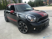 2013 MINI JOHN COOPER WORKS Mini Countryman JCW X-Over All4 1.6L Turbo 4WD