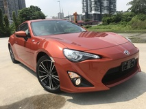 2014 TOYOTA FT-86 GT EDITION