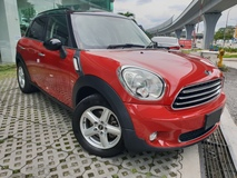 2013 MINI Countryman 1.6 NA