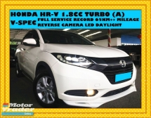2015 HONDA HR-V 1.8 CC V SPEC (A) FULL RECORD SERVICE 5 YEAR WARRANTY SUV CAR MPV