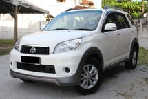 2011 TOYOTA RUSH 1.5 G (A) New Facelift (Ori Year Make 2011)(Full Loan 8 Years)(1 Owner)
