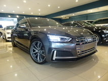 2017 AUDI S5 3.0 SportBack S.Line (New Model). Price NEGOTIABLE. Provide WARRANTY. S4 RS4 RS6 R8 M4 Mustang M4 M5