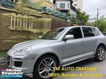 2009 PORSCHE CAYENNE 2009 Porsche Cayenne 4.8 A Turbo 77499km
