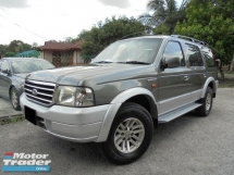 2003 FORD EVEREST 2.5 XLT (M) 4x4 TipTOP Condition LikeNEW