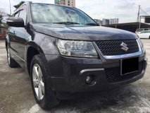 2010 SUZUKI GRAND VITARA 2.0L DOHC AT 2WD,Original Body Paint,Only 1 Owner,Confirm Accident Free,All In Original Condition Like New,Welcome View Car And Test Drive.