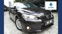 2012 LEXUS CT200H Lexus CT200 1.8 NAVI MOUSE MONITOR FullSrvc Record