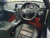 2010 MERCEDES-BENZ E-CLASS E250 CGI COUPE AMG Reg 11