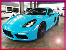 2017 PORSCHE CAYMAN 718 S UK SPEC LOW MILEAGE -UNREG