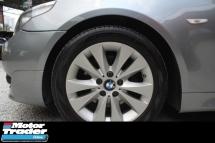 2005 BMW 5 SERIES   520i 2.2 M SPORT iDRIVE Double Vanos