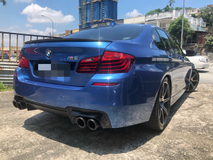 2013 BMW M5 M5 competition package facelift