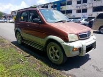 2001 PERODUA KEMBARA GX 1.3 (M) CASH AND CARRY