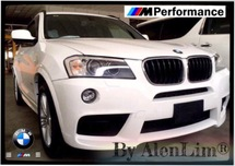 2013 BMW X3 M SPORT 2.0 (UNREG) POWER BOOT I DRIVE