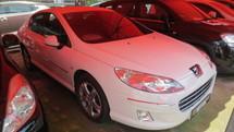 2010 PEUGEOT 407 1.8