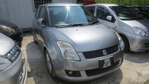 2010 SUZUKI SWIFT 1.5
