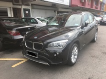 2013 BMW X1 2.0 SDRIVE TWIN TURBO (A) BEST DEAL