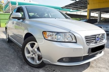 2011 VOLVO S40 2.0 (A) NEW FACELIFT SERVICE RECORD