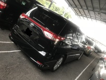 2009 TOYOTA ESTIMA 2.4 AERAS 8 SEATERS BLAC INTERIOR YEAR MAKE 2009 REGISTER 2014 LIKE NEW