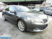 2014 HONDA ACCORD 2.4 VTI-L I-Vtec