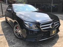 2016 MERCEDES-BENZ E-CLASS E200 AMG FULL SPEC